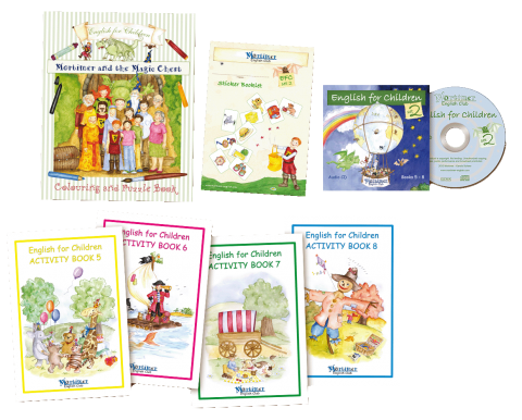 Materialauszug - English for Children 2
