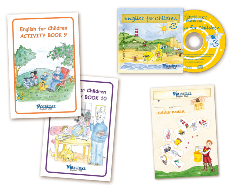 Materialauszug - English for Children 3